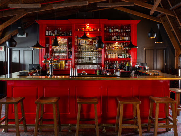 Tjing Tjing Rooftop Bar
