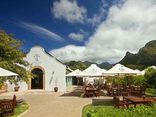 The Tasting Room at Constantia Glen