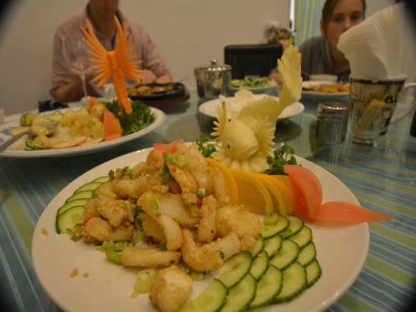 Chuck Yang's Specialty Dish