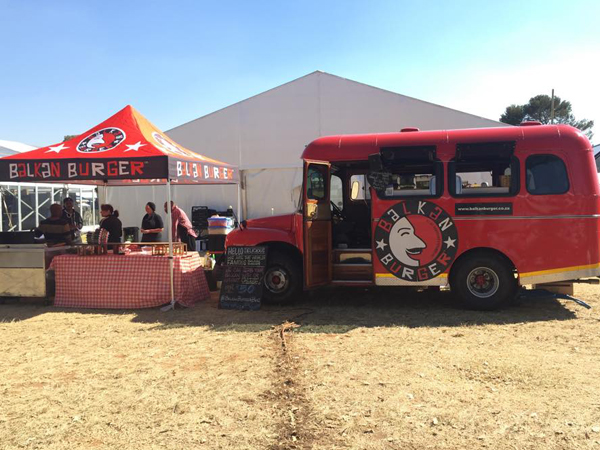 The Balkan Burger Bus - Stores and markets in Johannesburg - EatOut