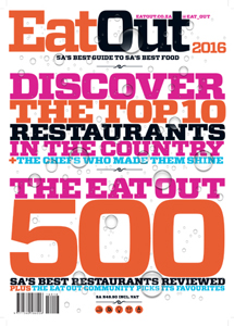 2016 Eat Out magazine