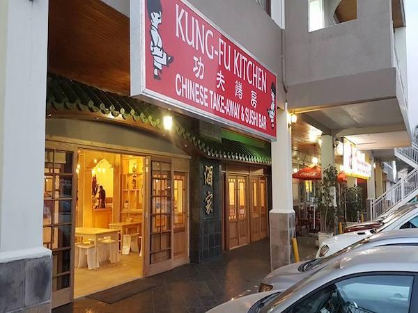 kung fu kitchen fourways - Kung Fu Kitchen