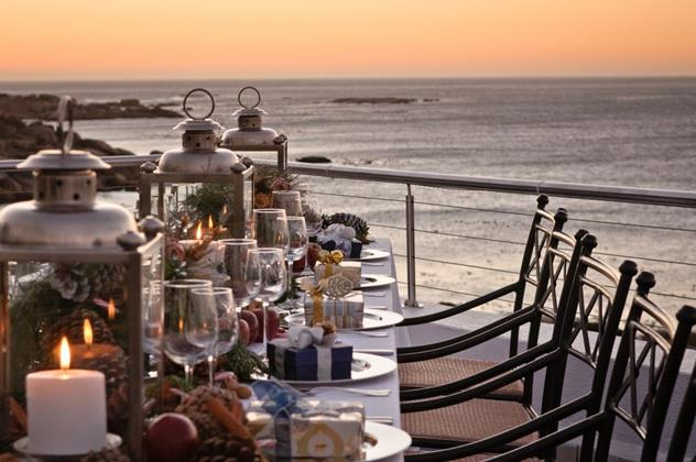 Azure at The Twelve Apostles Hotel and Spa. Photo courtesy of the restaurant.
