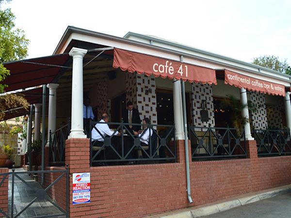 Cafe 41 (Eastwood)