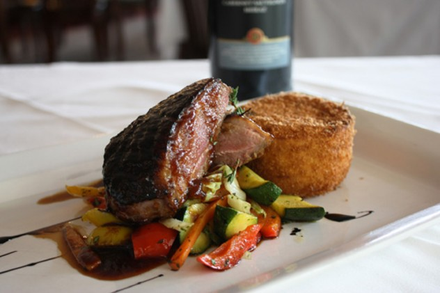 The Restaurant at Clos Malverne. Photo courtesy of the restaurant.