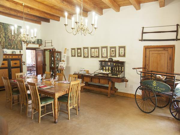 Hilda's Kitchen at Groote Post