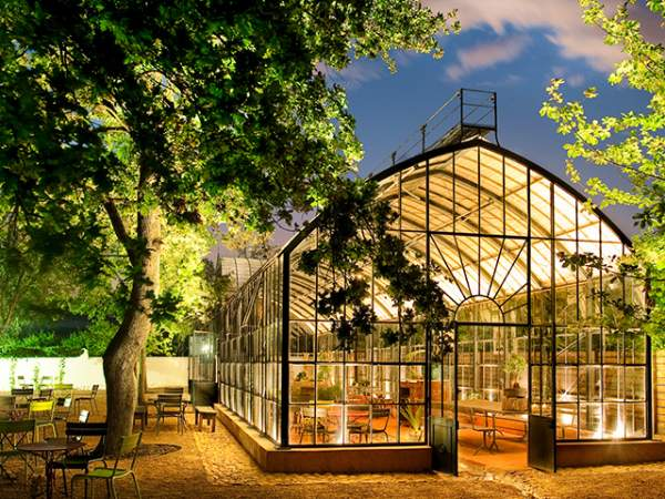Exterior at Greenhouse Babylonstore
