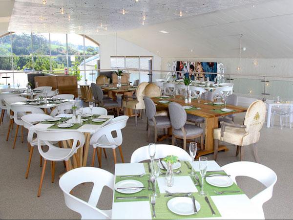 Le Venue Restaurant at The House of J.C. Le Roux