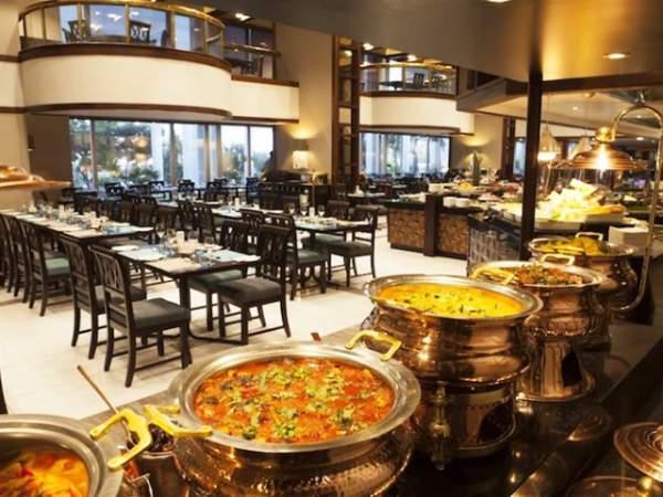 Foods at Lingela at Southern Sun Elangeni & Maharani