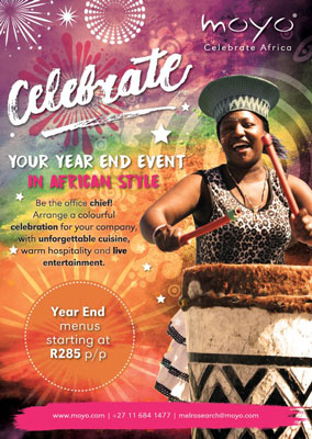 Moyo's Year End Function