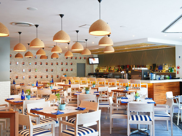 Mythos design quarter restaurant in sandton eatout