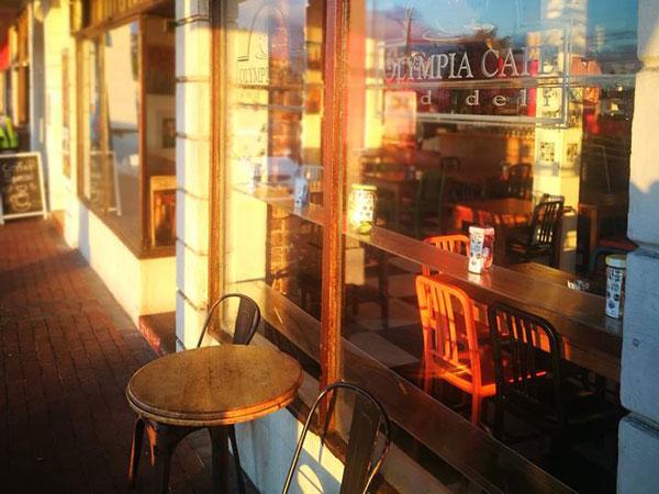 Olympia Café and Deli