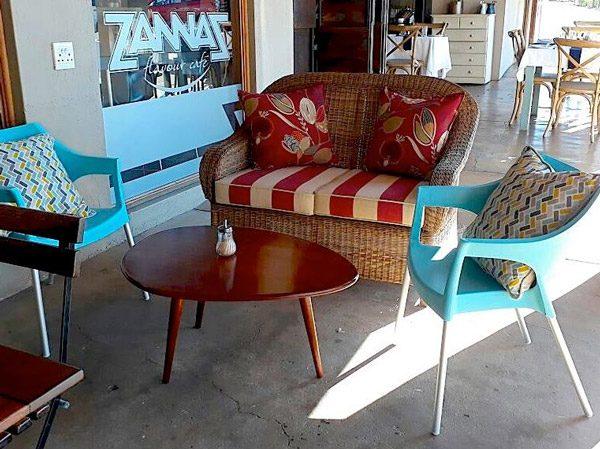 Zannas Flavour Café