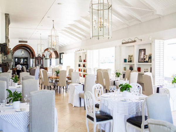 The Polo Club Restaurant and Lounge Bar at Val de Vie