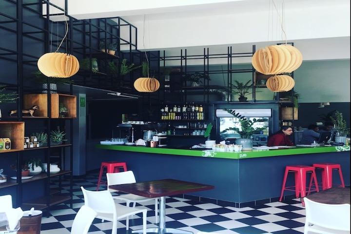 Cafe Barcelona Colbyn Menu