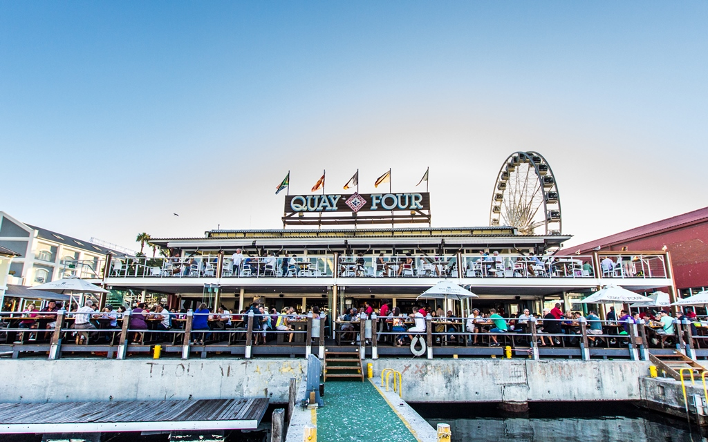 Who Accepts Amex >> Quay Four (V&A Waterfront) - Restaurant in Cape Town - EatOut