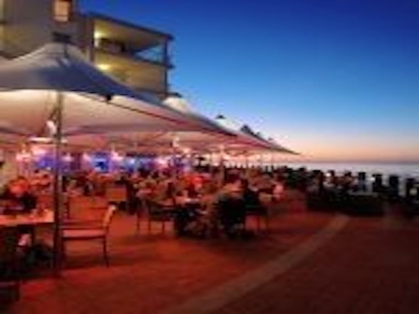Tobago's Restaurant, Bar and Terrace at Radisson Blu Hotel