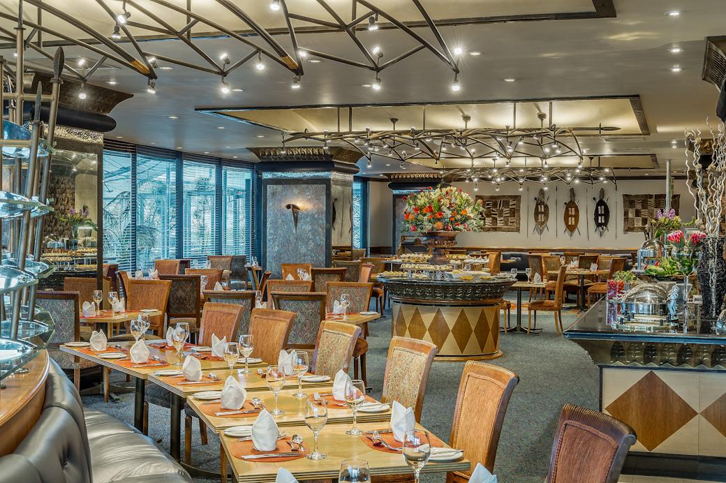 Rainbow terrace restaurant in durban eatout for Terrace restaurant menu