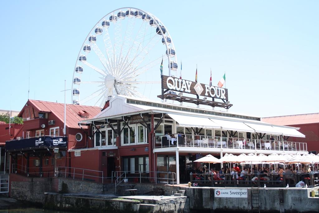 quay  va waterfront restaurant  cape town eatout
