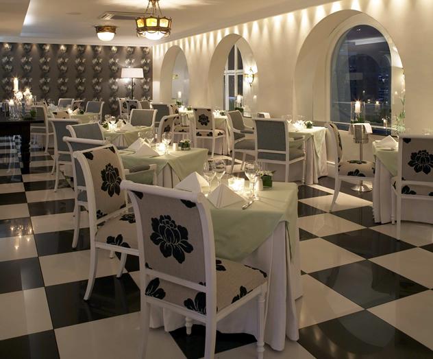 Inside The Pavilion Restaurant. Photo courtesy of the restaurant.