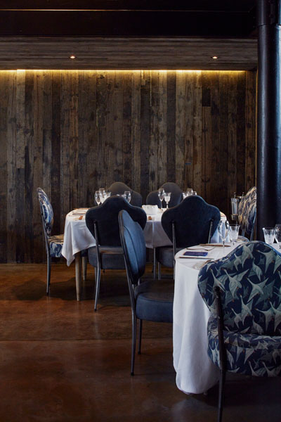The test kitchen by luke dale roberts restaurant in cape for Kitchen lights cape town