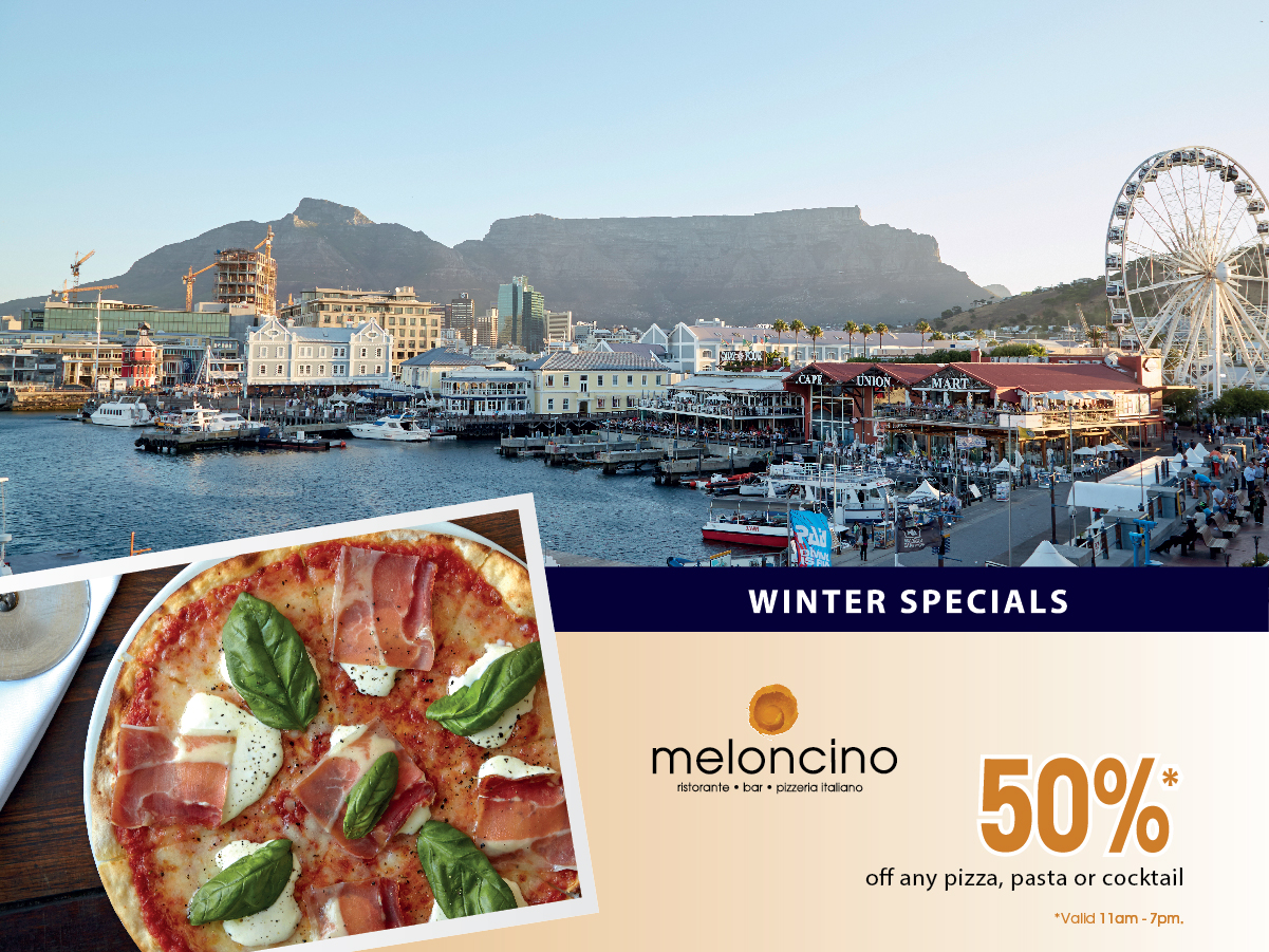 Winter special available at Meloncino