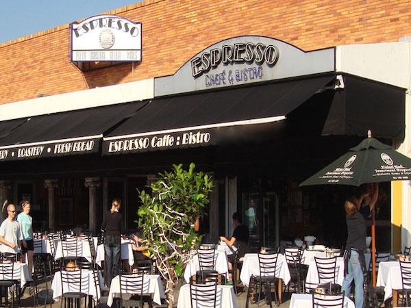 Espresso Caffe & Bistro (Parkhurst)