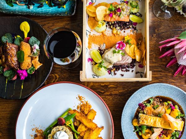 La Petite Ferme Restaurant In Franschhoek Eatout