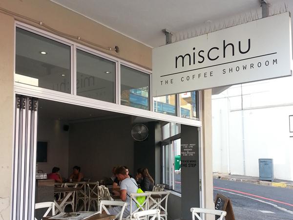 Mischu, The Coffee Showroom
