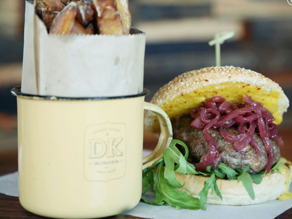 DK Gourmet Burger & Craft Beer Bar