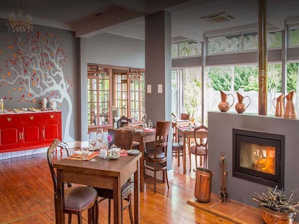 D'vine Restaurant at Willowbrook Lodge