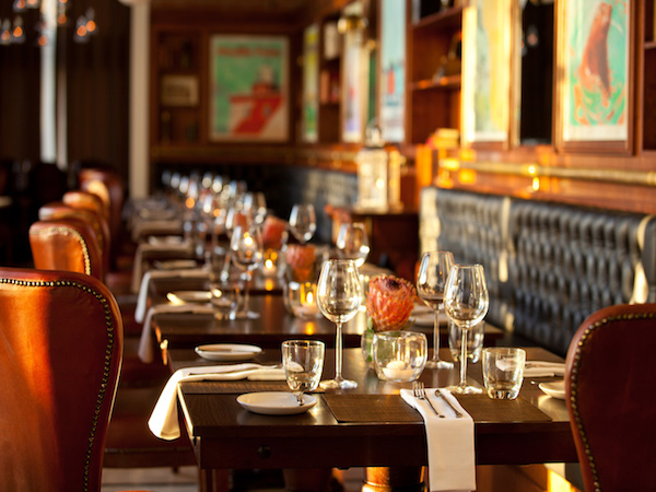 Camissa brasserie at the table bay hotel restaurant in for Table bay hotel quay 6