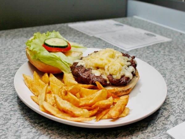 Craft Burger Bar Seapoint