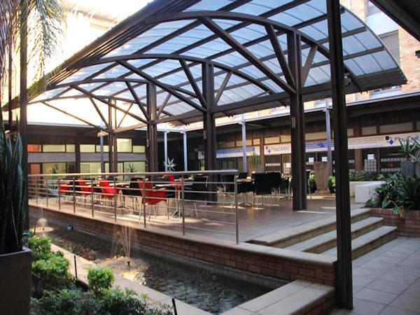Fusion Café (Monument Park)