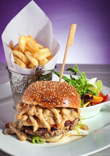 Emily's burger