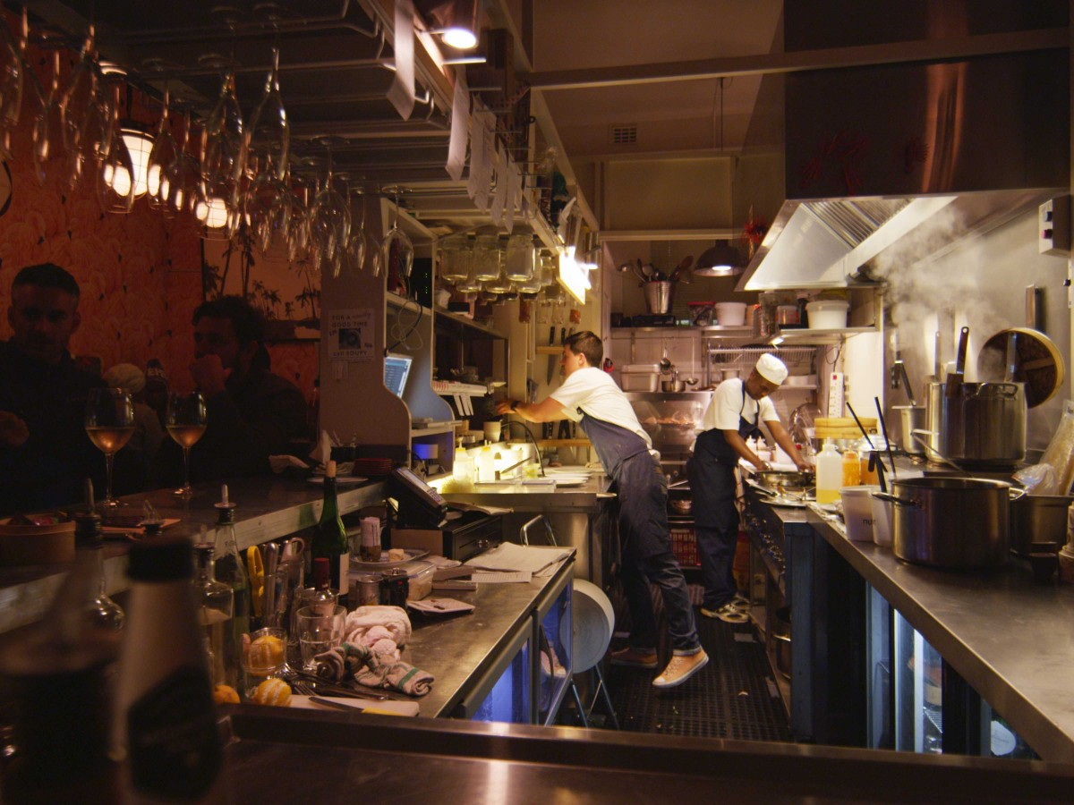 Hallelujah. Photo courtesy of the restaurant.