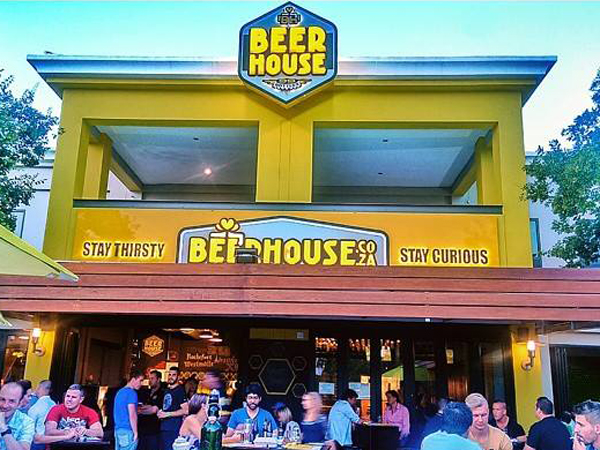 Beerhouse in Fourways. Photo supplied.