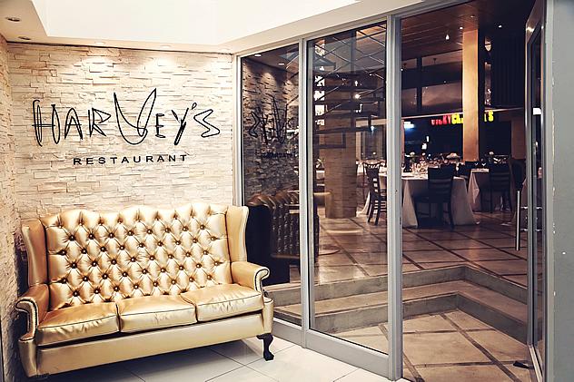 Harvey's Restaurant in Durban