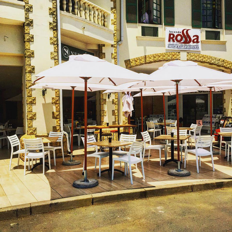 Locanda rossa restaurant in johannesburg eatout