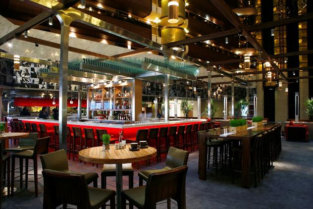 San Bar at Sandton Sun Hotel