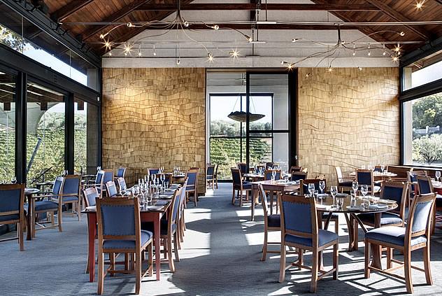 Tokara Restaurant in Stellenbosch