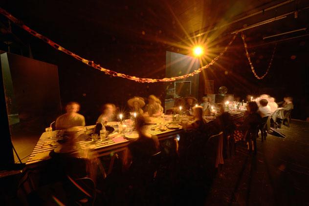 Maboneng Foodhall in Johannesburg