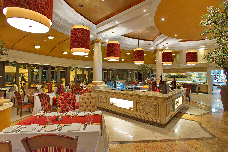 Aurelias Restaurant At Emperors Palace