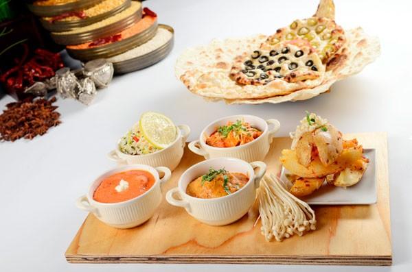 A dish at Geet