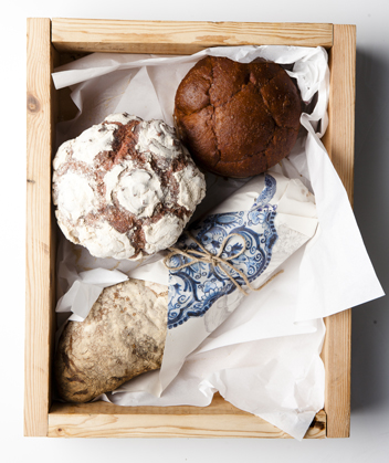 Babylonstoren's award-winning bread