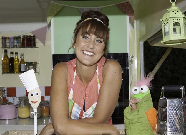 CBeebies presenter Katy Ashworth