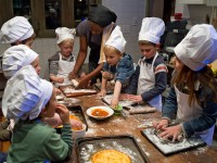 Child-friendly restaurants