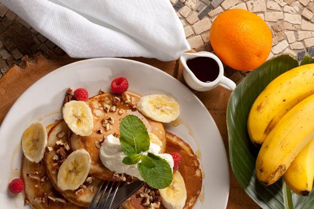 Breakfast at Cosecha. Photo courtesy of the restaurant.