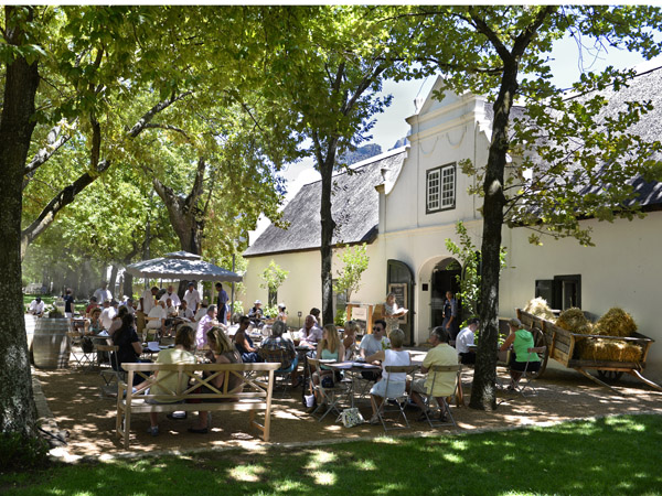 The Farm Shop & Deli at Boschendal Estate