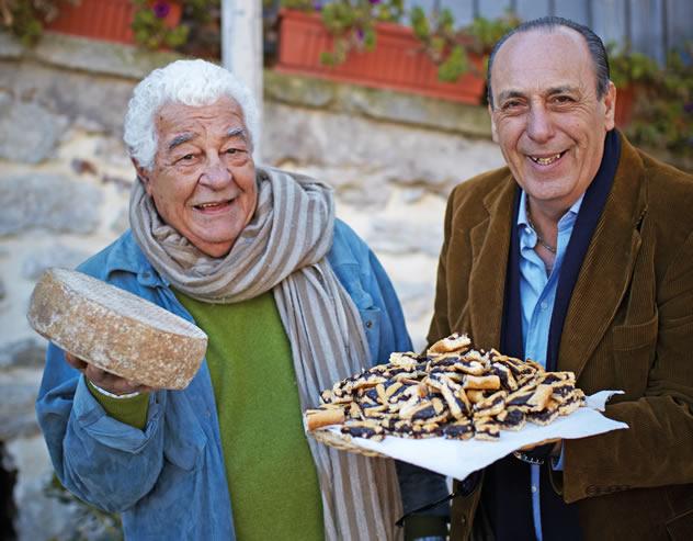 The Two Greedy Italians
